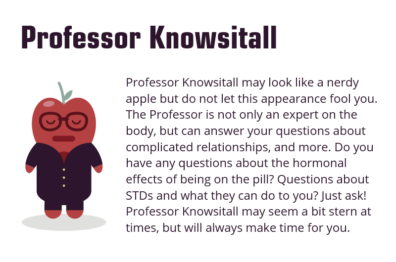 Professor Knowsitall